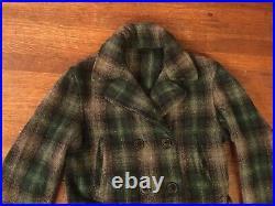 1930s 40s Sears Hercules Wool Jacket With Talon Zipper Pocket RARE Japan Grade