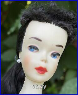1960 Rare Hi-color #3 Vintage Barbie
