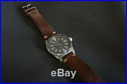 1965 Seiko vintage diver 62MAS Reference 6217-8001