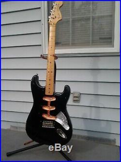 1972 Fender Stratocaster 1970's vintage reissue electric guitar, 1993 Japan N #