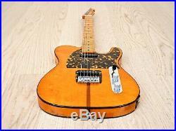 1975 H. S. Anderson Mad Cat Vintage Electric Guitar 100% Original Japan, Prince