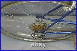 1975 Takara Sport 10 Vintage Touring Road Bike XSmall 49cm 1207 Steel US Charity
