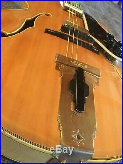 1977 Ibanez 2461nt, Johnny Smith Vintage Archtop Guitar Price Dropped