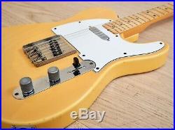 1978 Aria Pro II Backaroo T-Style Vintage Electric Guitar Ash Japan