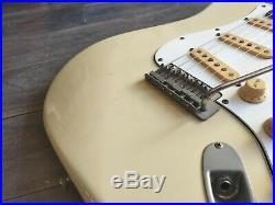 1978 Fernandes FST-50CH Stratocaster MIJ Japan (Vintage White)