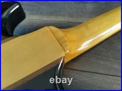 1979 Aria Pro II Japan (Matsumoku) TS-500 Vintage Guitar (Brown)