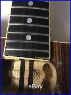 1979 Washburn Falcon First Year Electric Guitar Husk Neck Through Rosewood