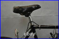 1981 Fuji Gran Tourer SE Touring Road Bike Small 54m 441 Lugged Steel US Charity