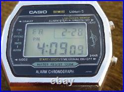 1981 Vintage Casio Marlin 106 H 101 Alles Funktioniert Einwandfrei