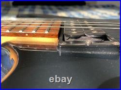 1982 Aria Pro II Urchin U60-T Electric Guitar METAL Matsumoku Luthier setup