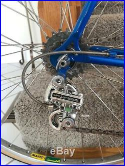 1982 PRO-MIYATA racing bike, 57cm, Superbe, Professionally restored, MINT