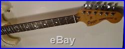1983-84 Fender/Japan SQ Stratocaster, 100% stock, BIG Vintage vibe, VERY cool