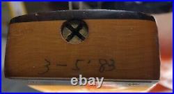 1983 Fender JV Japan Vintage Stratocaster Electric Guitar Black ST62