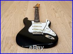 1983 Fender Stratocaster'62 Vintage Reissue ST62-70 Black JV Japan, USA Pickups