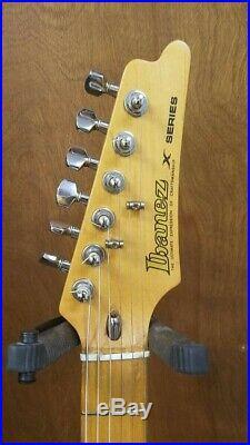1983 Ibanez X Series DT150 Destroyer Electric Guitar MIJ Japan Vintage