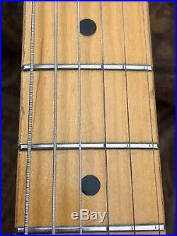 1984-1987 Fender Stratocaster 1967-1968 Reissue Vintage White Blonde