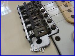 1984 Fender Japan JV Vintage Stratocaster VWH White MIJ Strat ST62