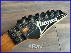 1986 Ibanez Roadstar/Proline Series (Made in Japan) Vintage Electric Guitar