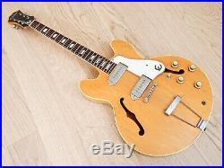 1988 Epiphone Casino Vintage Reissue Guitar Natural Japan Pre-Elitist Revolution