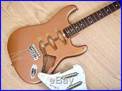 1989 Fender Stratocaster'62 Vintage Reissue Danelectro Lipstick Pickups Japan