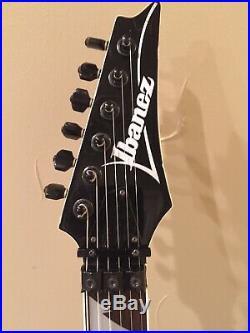 1989 Ibanez RG750 Vintage Guitar FujiGen Made In Japan IBZ USA Pups Original