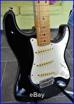 1996 Fender Japan 50th Anniversary 54 Vintage Reissue Stratocaster Black MIJ