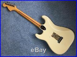 1999-2002 Fender Japan ST72 Japanese WH Vintage White Stratocaster MIJ