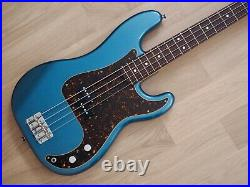 2008 Fender Precision Bass'62 Vintage Reissue PB62 Lake Placid Blue Japan MIJ