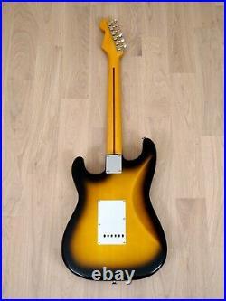 2012 Fender Stratocaster'57 Vintage Reissue Sunburst Near Mint Japan MIJ