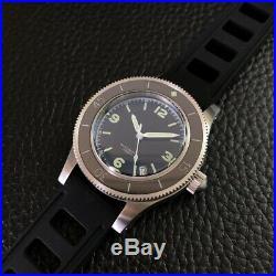 55 Fifty Five Fathoms Sapphire NH35A Japan Mvt 300M Dive Automatic Mens Watch