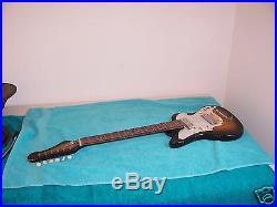 60's Vintage Audition Zenon electric guitar Mahogany bdy Gold foil pickups Japan