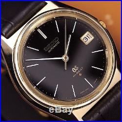 Authentic Grand Seiko Hi-Beat 28800 Date Ref. 5645-7010 Automatic Mens Watch
