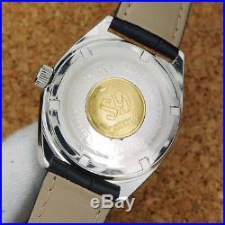 Authentic Grand Seiko Hi-Beat 36000 Date Ref. 4522-8000 Manual Winding Mens Watch