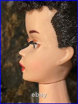 Brown Eyeliner #3 Ponytail Barbie Vintage Doll brunette