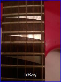 Charvel Jackson Model 4 Vintage electric guitar and original hard case