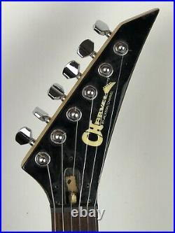 Charvel Jackson Model Electric Guitar Cherry Red