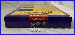 Disney's DuckTales 2 (Nintendo NES, 1993) Authentic Game Complete CIB SUPER MINT