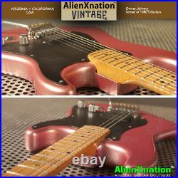 ESP Custom Guitar 1983 Mahogany Body with Maple Neck AlienXnation Vintage