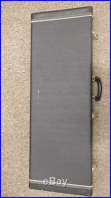 ESP M-I Vintage Guitar in Long Body Hard Case Excellent Pearloid Pink