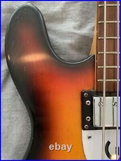 Epiphone ET-285 Electric Bass Guitar Vintage Japan 1970s (ET285 ET 285)