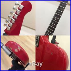 Epiphone Fire Bird Japan vintage popular electric guitar rare red EMS F / S