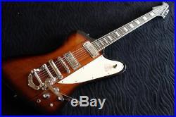 Epiphone Fire Bird retro Japan vintage popular electric guitar brown EMS F / S