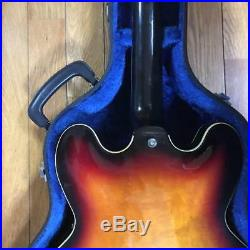 Epiphone RIVIERA VCSB Bigsby Japan vintage popular electric guitar EMS F / S