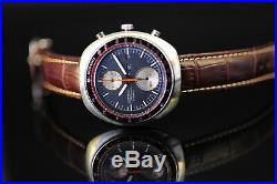 Excellent Vintage Seiko 6138-0011 Yachtman UFO Chronograph Automatic Watch