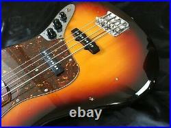 FENDER JAPAN Jazz Bass JB62 62's Vintage Reissue 3T Sunburst 1993-1994 N030
