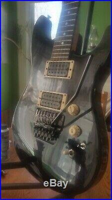 FENDER Stratocaster model STRAT HM vintage 1986