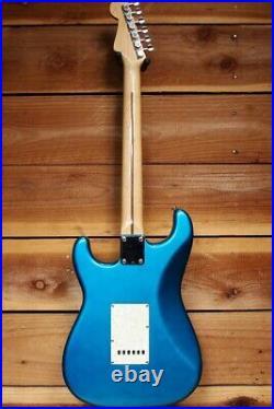 Fender 1984-87 MIJ 60s Stratocaster Vintage Japan Blue E Serial Strat 66802