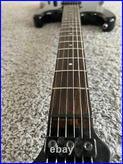 Fender Contemporary Stratocaster Vintage 1985 Black MIJ Japan EMG Guitar