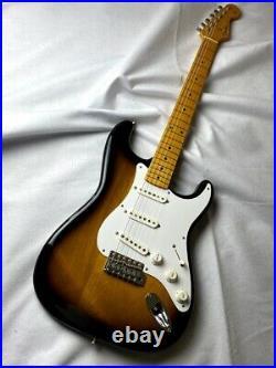 Fender Japan Stratocaster ST57-TX'13 MIJ Vintage Electric Guitar Alder body
