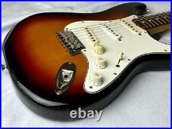 Fender Japan Stratocaster ST62-58 US Vintage PU MIJ Vintage Electric Guitar